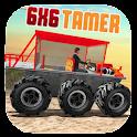 6X6 Land Tamer ( 3D Racing )