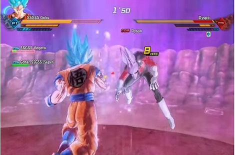 GUIDE BATTLE DRAGON BALL XENOVERSE II - náhled