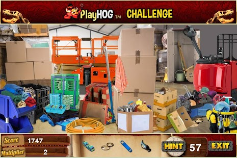 Challenge #211 Depot New Free Hidden Objects Games - náhled