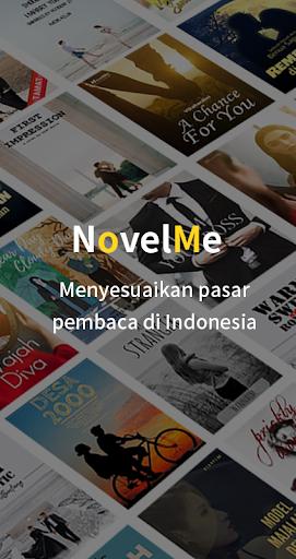 NovelMe - Baca webnovel dan love story tiap hari 4.0.0 Screenshots 1