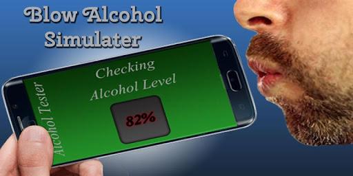 Alcohol Breath Analyzer Prank