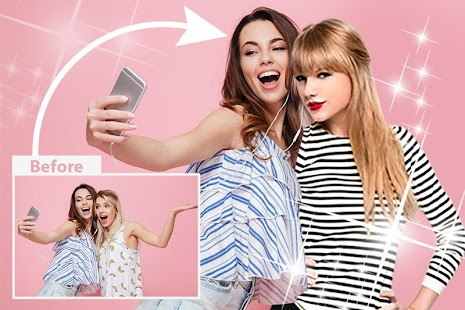 Taylor Swift Selfie Photo Editor - American singer - náhled