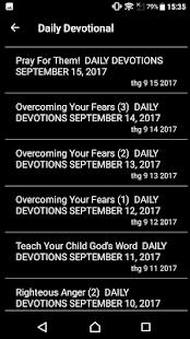 Jentezen Franklin Daily Devotional - náhled