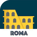 ROME City Guide, Offline Maps, Tours and Hotels icon