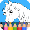 Animals Coloring: Kids Game