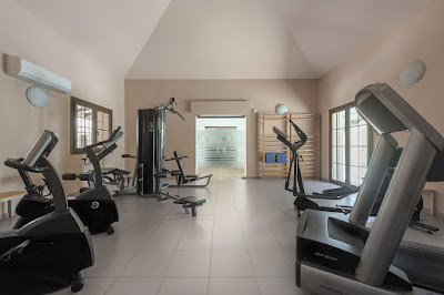 THE HOTEL - Fitness center