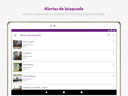 todocoleccion auctions & sales- screenshot thumbnail
