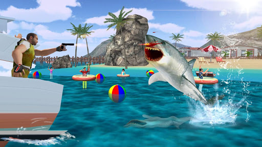 Shark Shark Run 3.1 screenshots 3