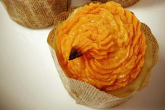 Photo: Sweet Potato Cupcakes: http://bit.ly/U14JkX