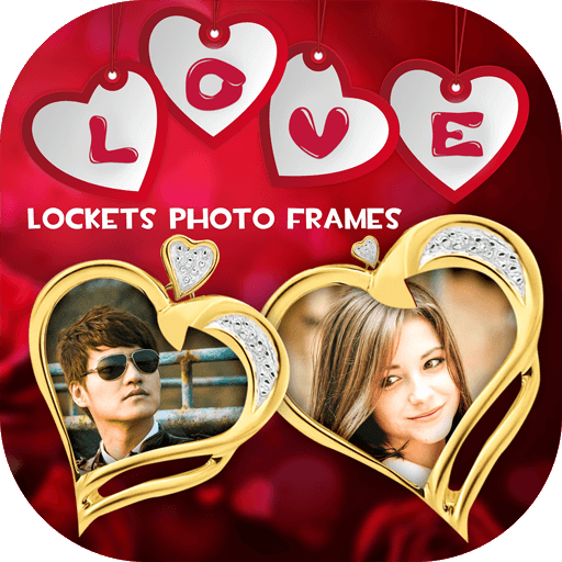 Love Lockets Photo Frames