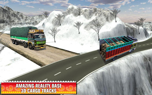 Indian Mountain Heavy Cargo Truck 1.0.1 screenshots 14
