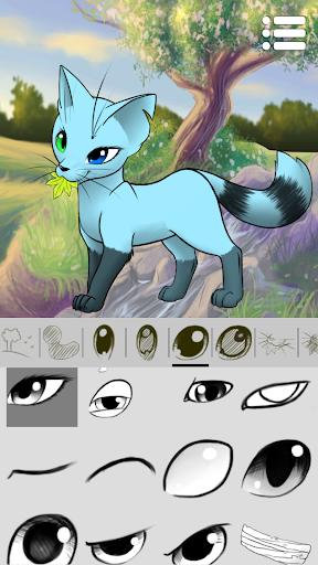 Avatar Maker: Cats 2 screenshot 4