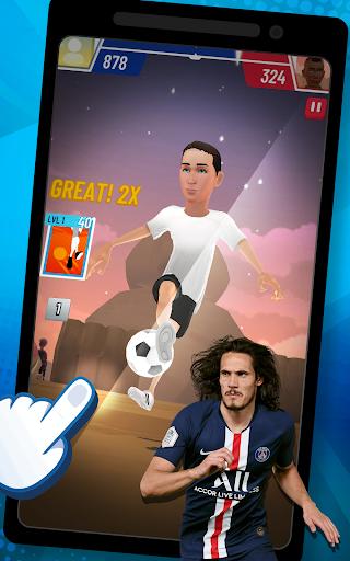 PSG Football Freestyle 0.6.17.33 screenshots 15