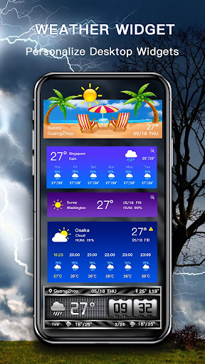 Weather - The Most Accurate Weather App 1.0.4.0 screenshots 6
