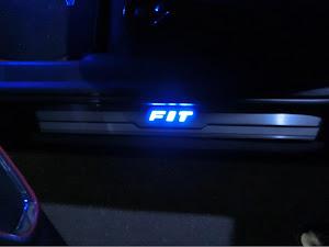 フィット GP5 Sパッケージ・フル無限仕様・フルオプションのスカッフプレートのカスタム事例画像 カイワレ男爵さんの2018年08月23日18:30の投稿
