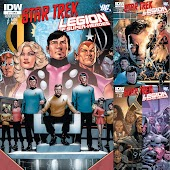 Star Trek: Legion of Super-Heroes