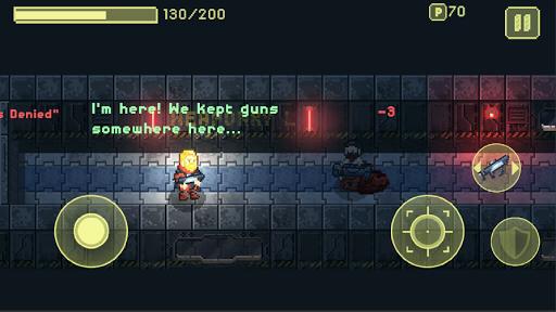 Ailment: space shooting pixelart game 3.0.1 screenshots 15