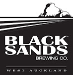 Logo for Black Sands Brewery