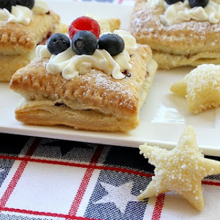 Patriotic Pastries.