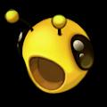ミツバチ着ぐるみ(あたま)