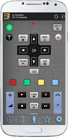 TV Remote for LG 1.20 screenshot 639699