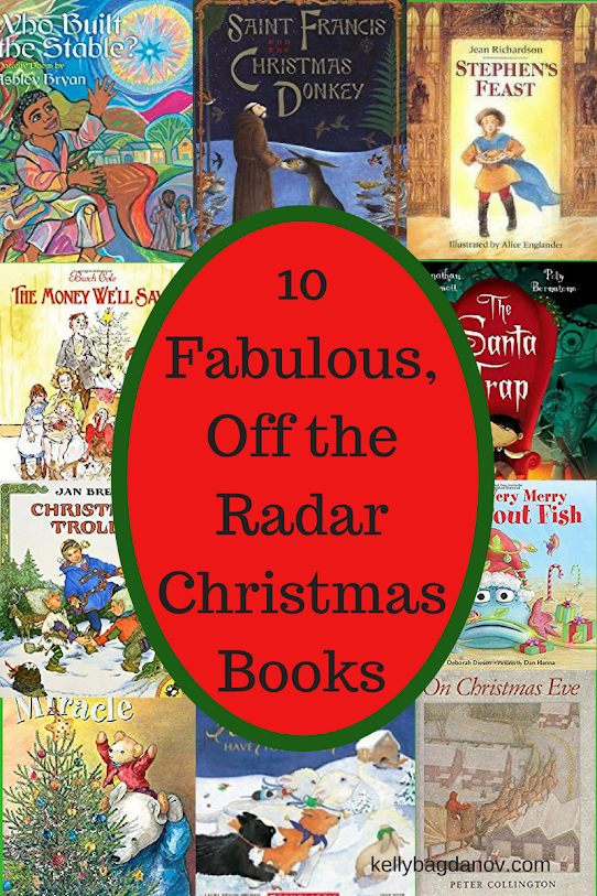 Unusual Christmas Stories destined to become family favorites