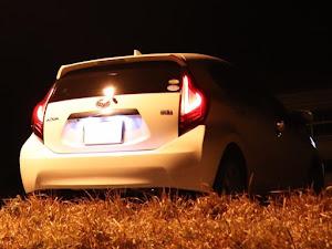 アクア  DAA-NHP10 S スタイルブラックのカスタム事例画像 かいちゃんさんの2021年01月17日05:42の投稿