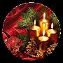 Santa Live Wallpapers  Christmas live wallpapers временно бесплатно