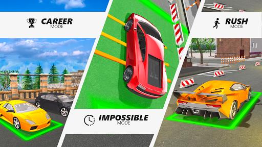 Modern Car Drive Parking: Car Driving Games 2020 1.0.2 screenshots 1