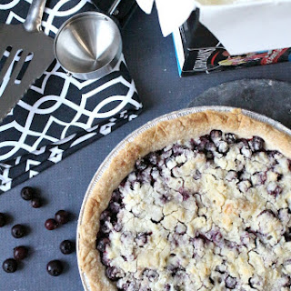 Saskatoon Berry Dessert Recipes