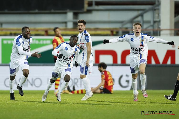 Koita Heymans KV Mechelen - Waasland-Beveren