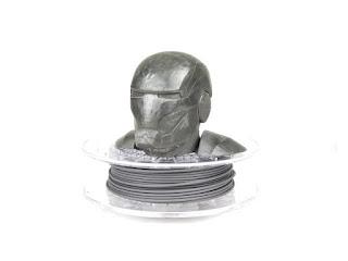 Steel PLA 3d printing filament