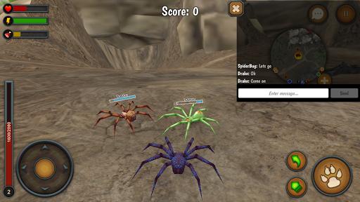 Spider World Multiplayer screenshot 4