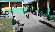 Out of 134 grade 7 pupils, only 16 came to school on the first day of level 3 of lockdown at Hlengisa Primary school in Nyanga, Cape Town.