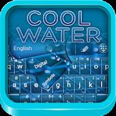 Cool Water Keyboard