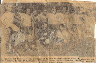 Photo: 1950 ? La Voce del popolo