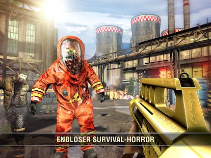 DEAD TRIGGER 2 - Zombie Shooter Screenshot