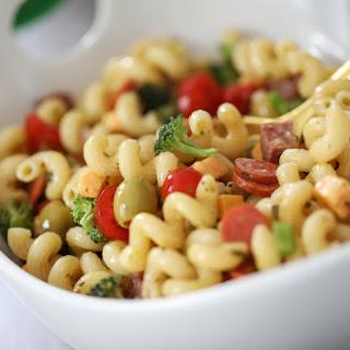 Really Good Pasta Salad.