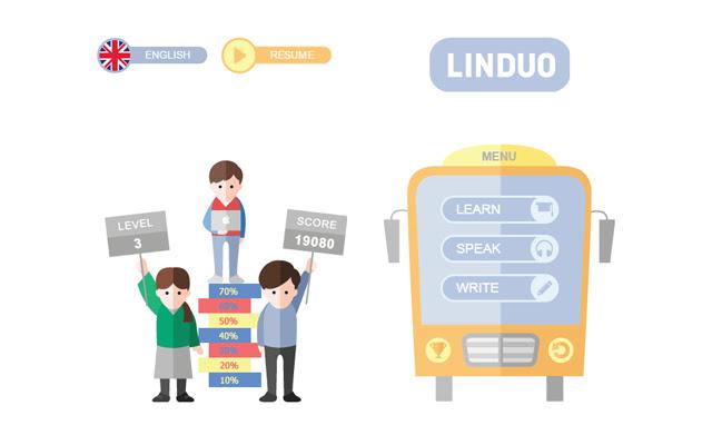 LinDuo - Learn English for FREE