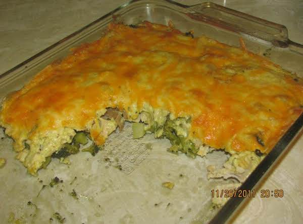 Turkey Divan Recipe
