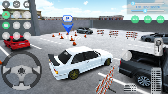 E30 Drift and Modified Simulator Mod Apk Download For Android and Iphone 6