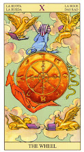 Photo: X - A RODA DA FORTUNA