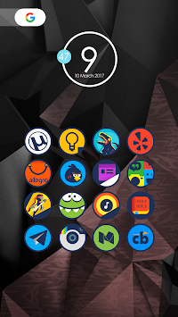 Zorun - Icon Pack APK screenshot thumbnail 1
