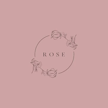 Rose - Logo template