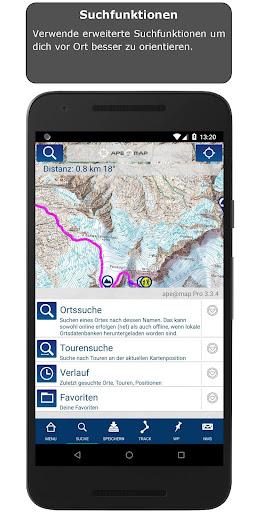 Outdoor and Hiking Navigation  screenshots 5