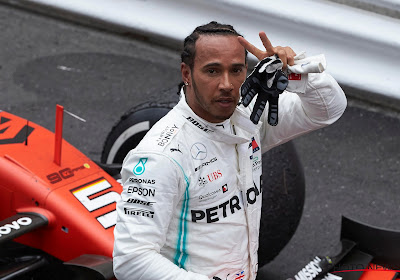 Lewis Hamilton dankt moedige superfan Harry Shaw