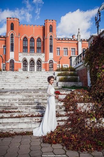 Свадебный фотограф Инна Макеенко (smileskeeper). Фотография от 31.01.2017