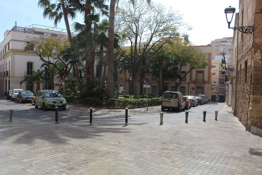Plaza de Bendicho.