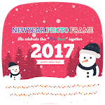 New Year Photo Frames Icon