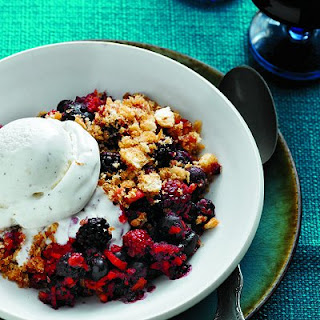Berry Brown Betty Recipes